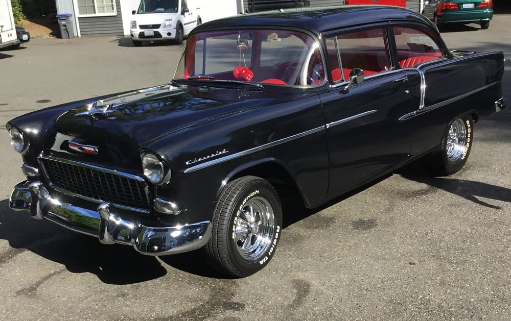 "1955 Chevy 210<div class = ""sold""> SOLD</div>"