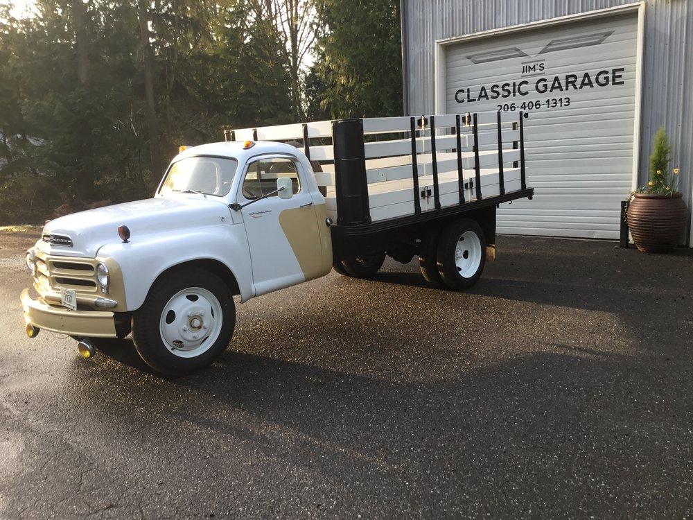 "1956 Studebaker Transtar Deluxe<div class=""sold"">SOLD</div>"