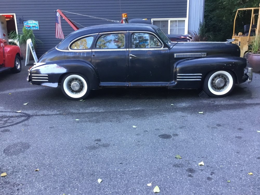 "1941 Cadillac Series 63 <div class=""price"">$4,500</div>"