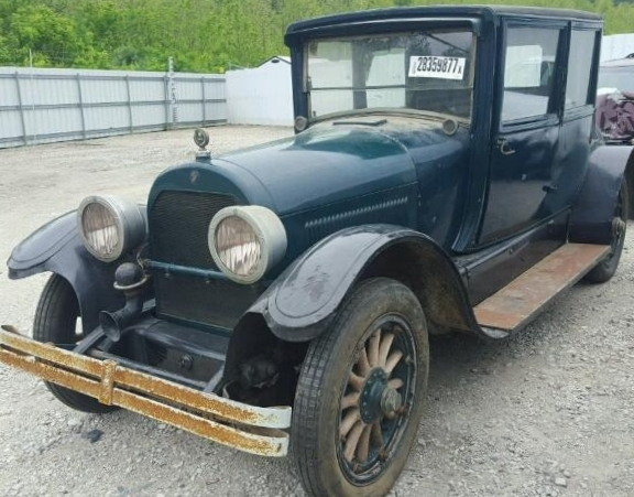 "1925 Cadillac Series 63<div class=""sold"">sold</div>"