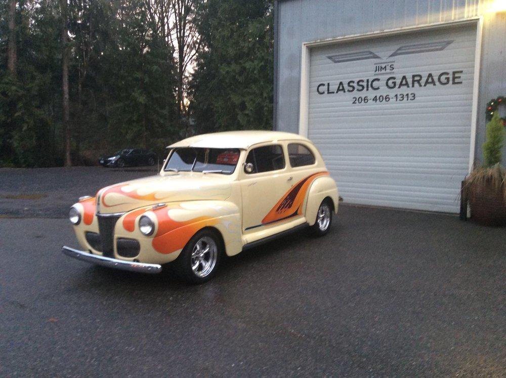 "1941 Ford 2 Dr Sedan<div class=""sold"">SOLD</div>"