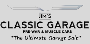Jim's Classic Garage Pre-War & Muscle Cars