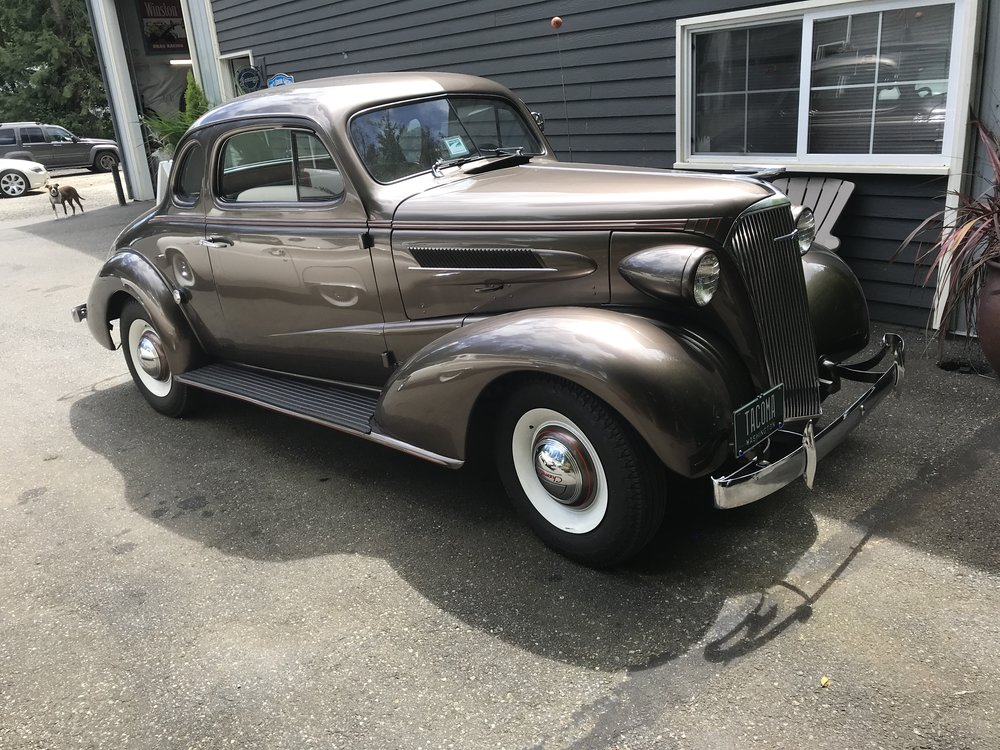 """1937 Chevy Coupe<div class=""""price"""">$28,500</div>"""