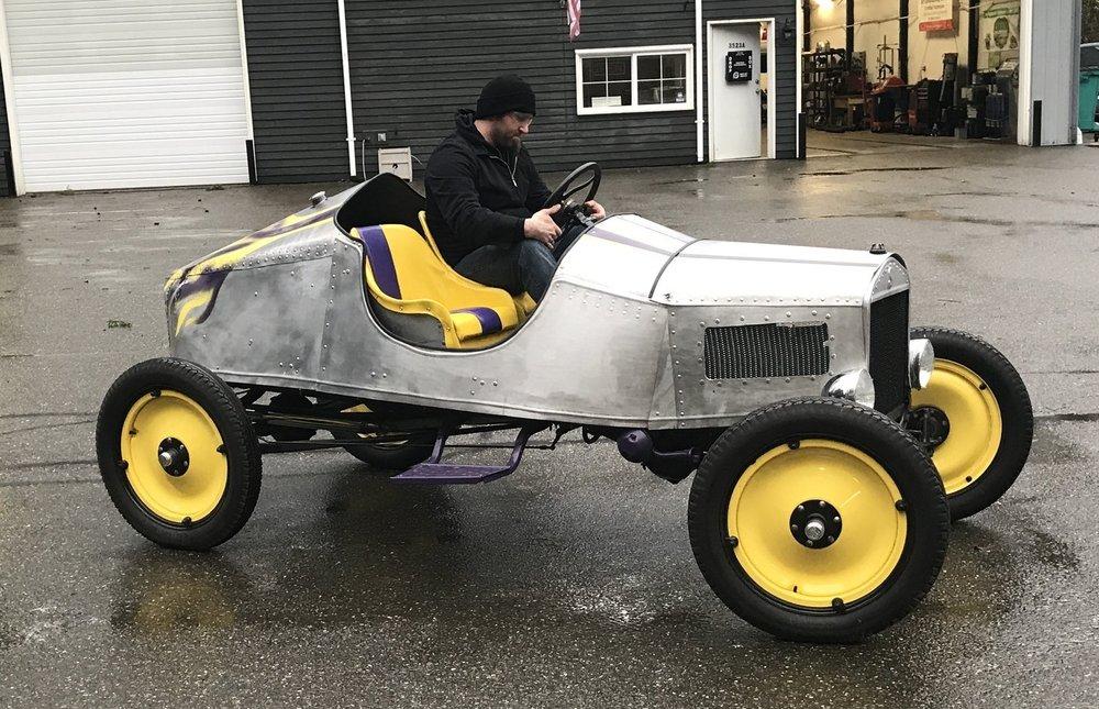 """1925 Ford Speedster <div class=""""sold"""">SOLD</div>"""