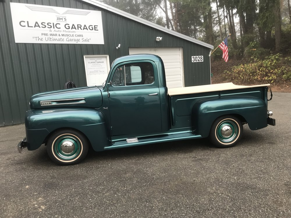 1948 FORD F1  sOLD