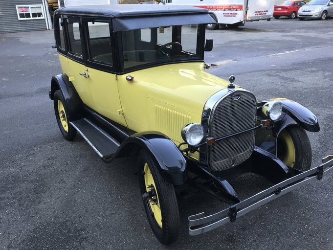 1926 Chevrolet Landau  SOLD