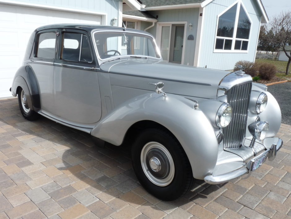 1952 Bentley  Sold