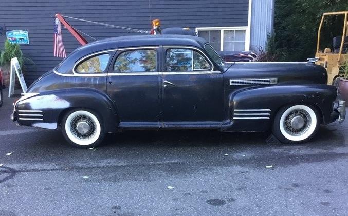 1941 cadillac series 63  sold
