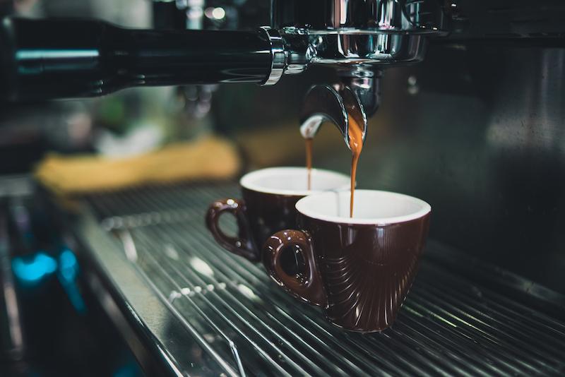Espresso bar -