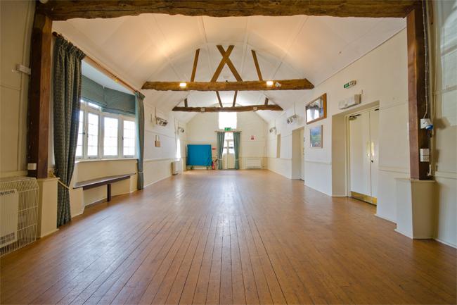 - Main Hall