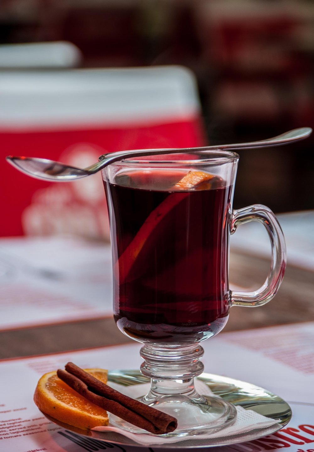 Mulled Wine -