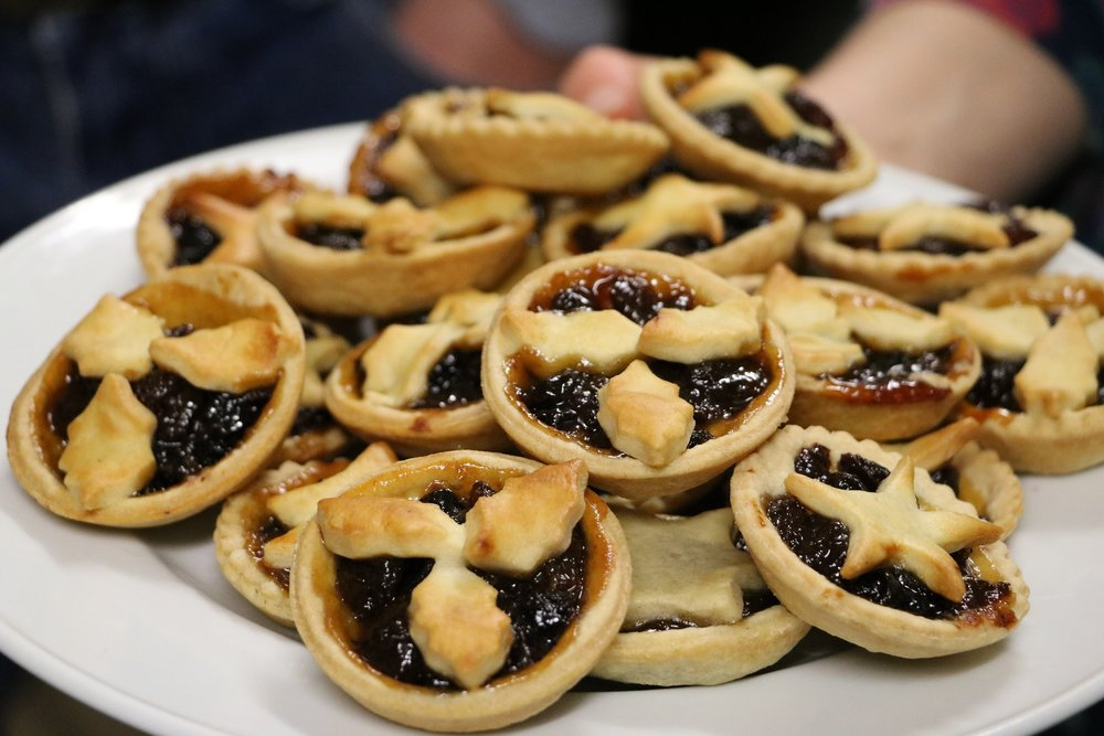 Mince Pies -