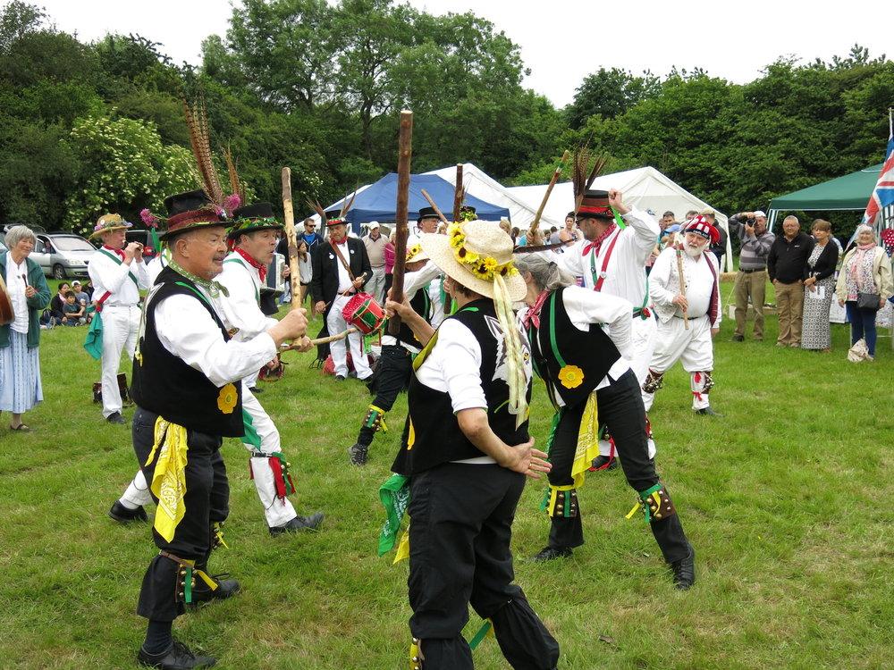Morris Dancing -