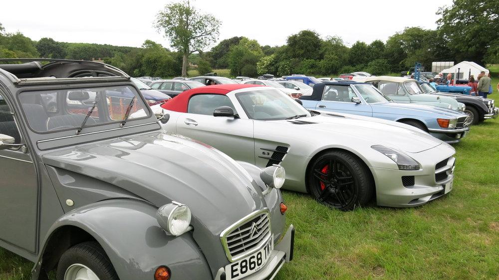 Classic Car Show -