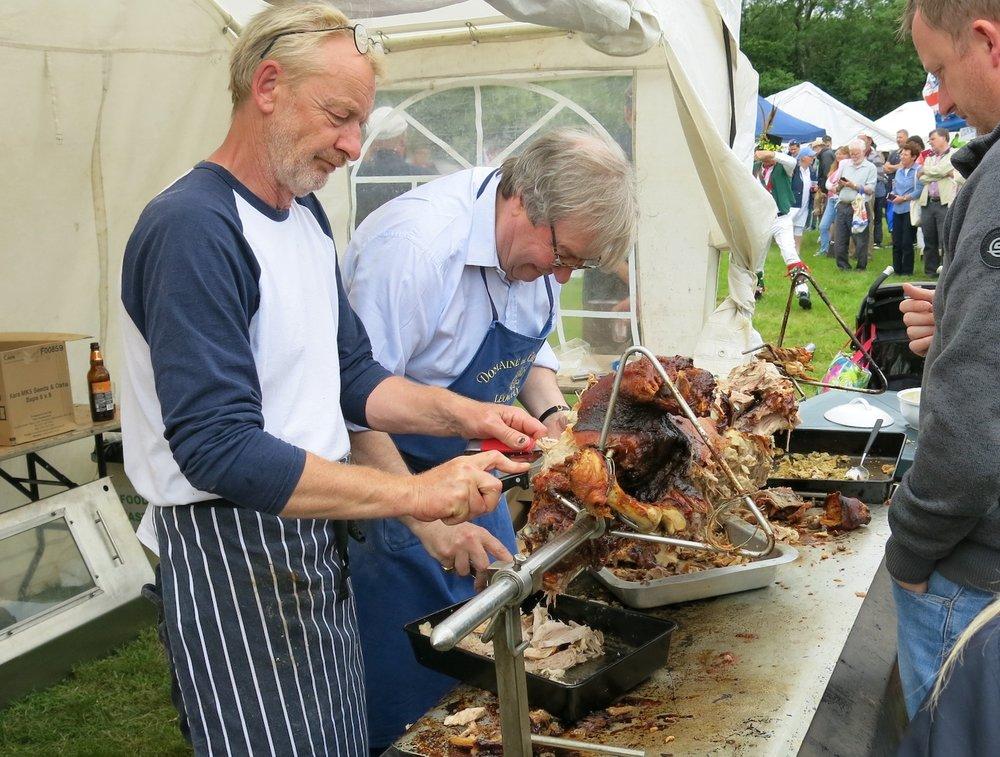 Hog Roast -