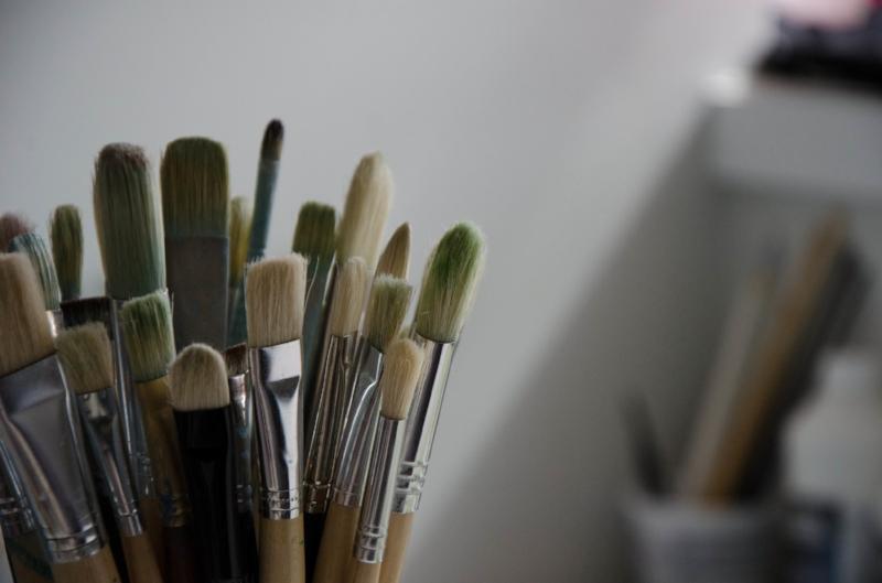 marysia champ canadian prairie landscape artist paint brushes