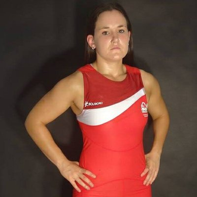 ATHLETE:  Chloe Spiteri (27) Team GB Wrestler - 6x British Champ + 2014 Commonwealth Games Finalist MMA fighter and current LFC Champ.