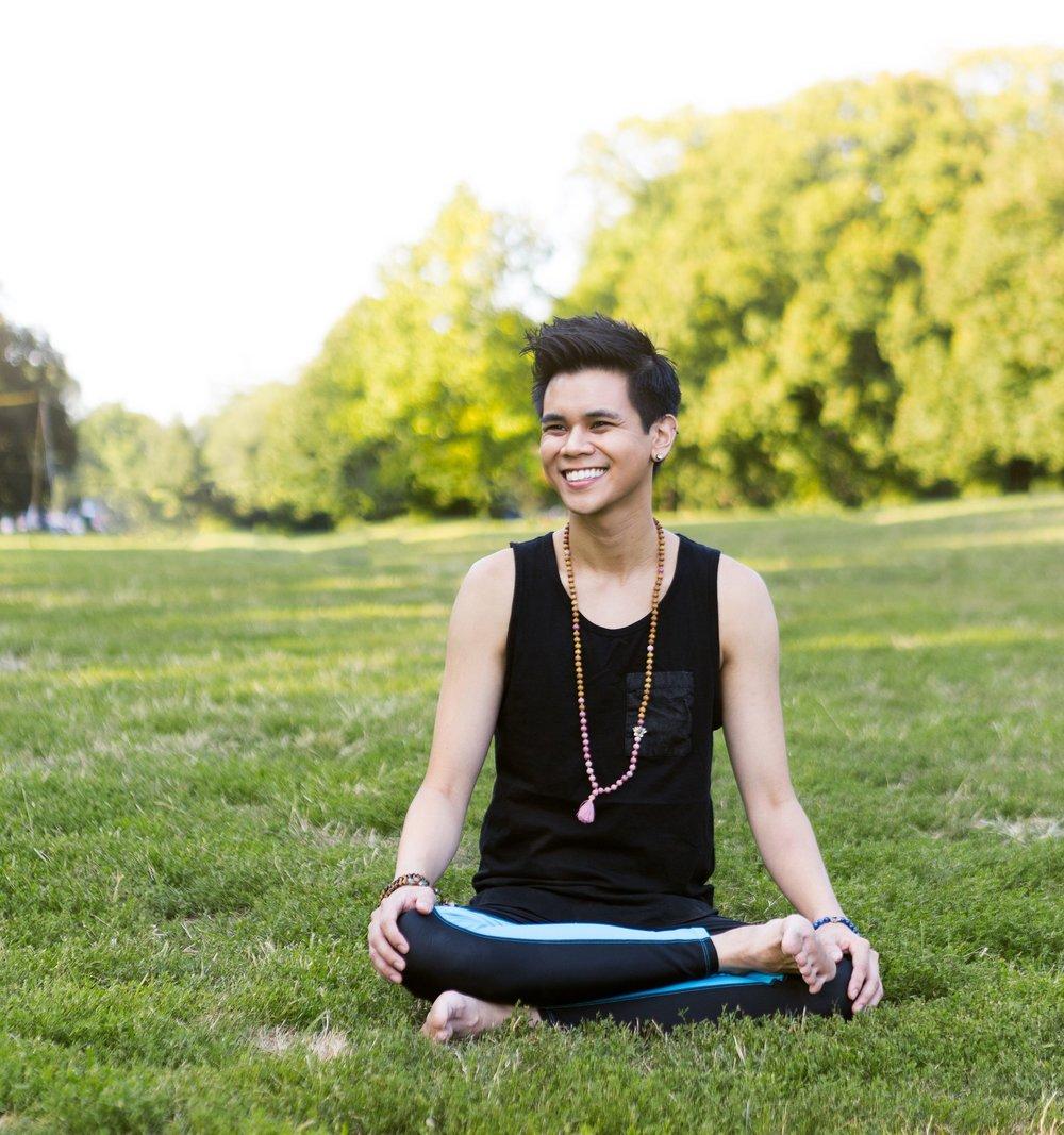 Matty Espino, Yoga Instructor