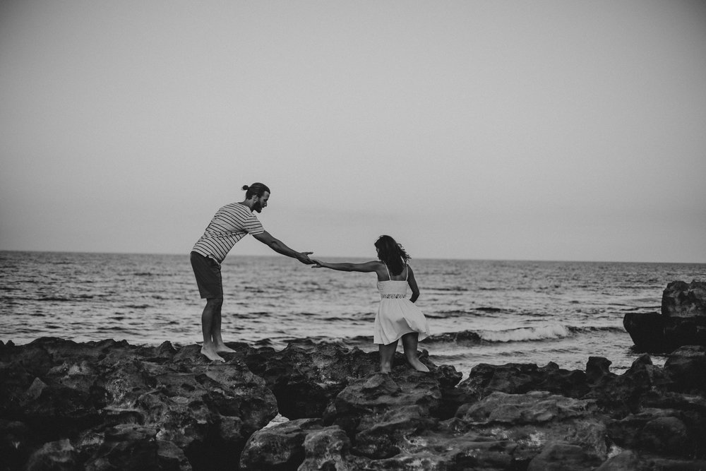 Proposal Engagement Photographer Jupiter FL