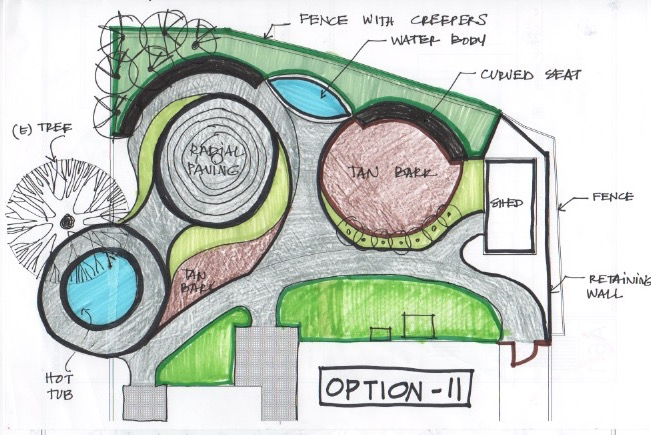 SCHEMATIC DESIGN FOR OPTION II