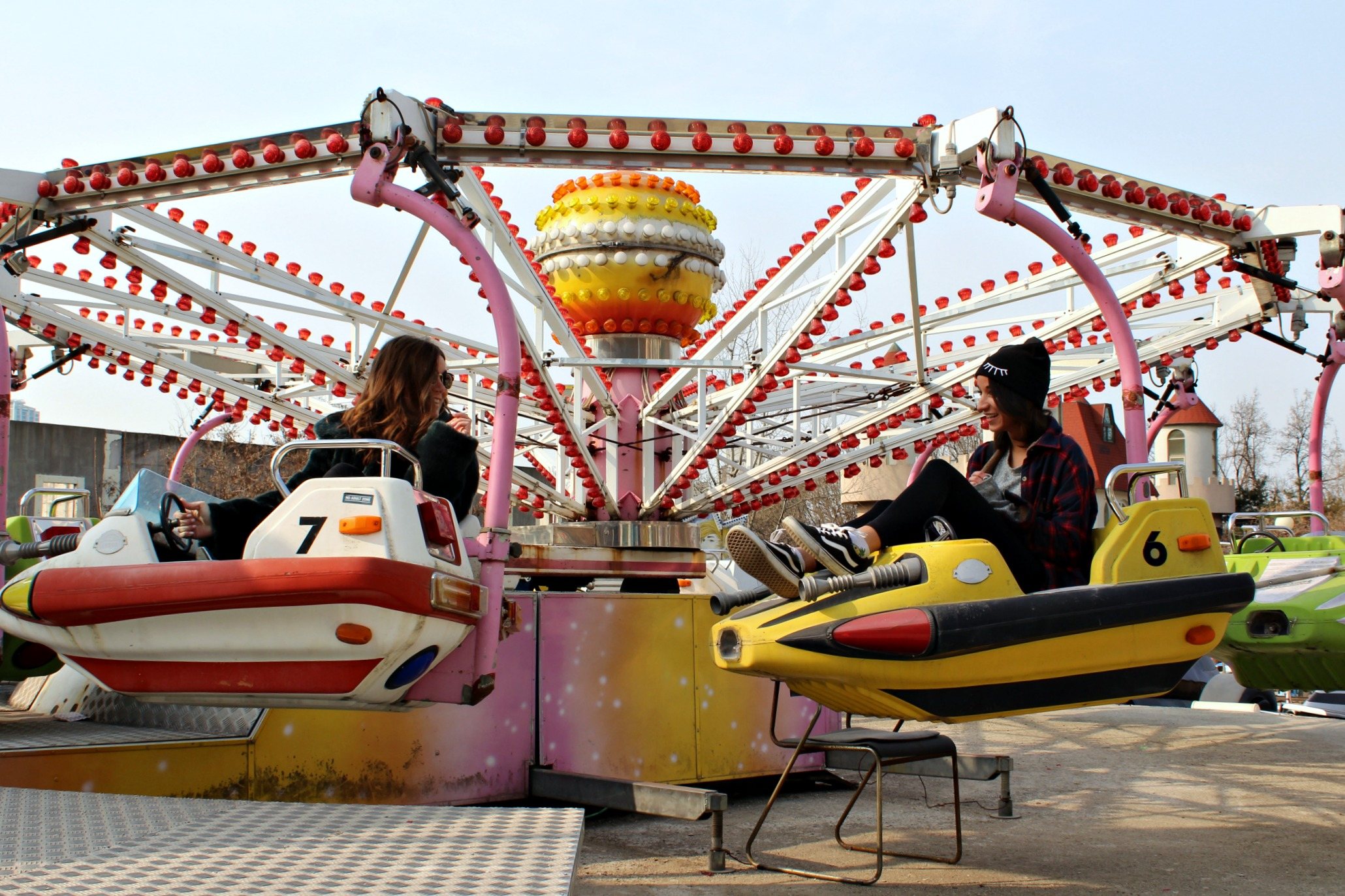 Yongma Land What To Expect At Seoul S Abandoned Amusement Park Silly Little Kiwi