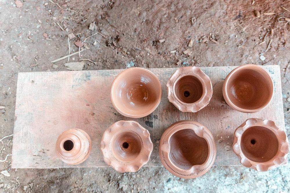 lao pottery