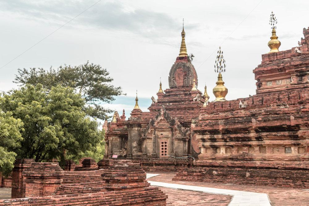 guide to bagan myanmar