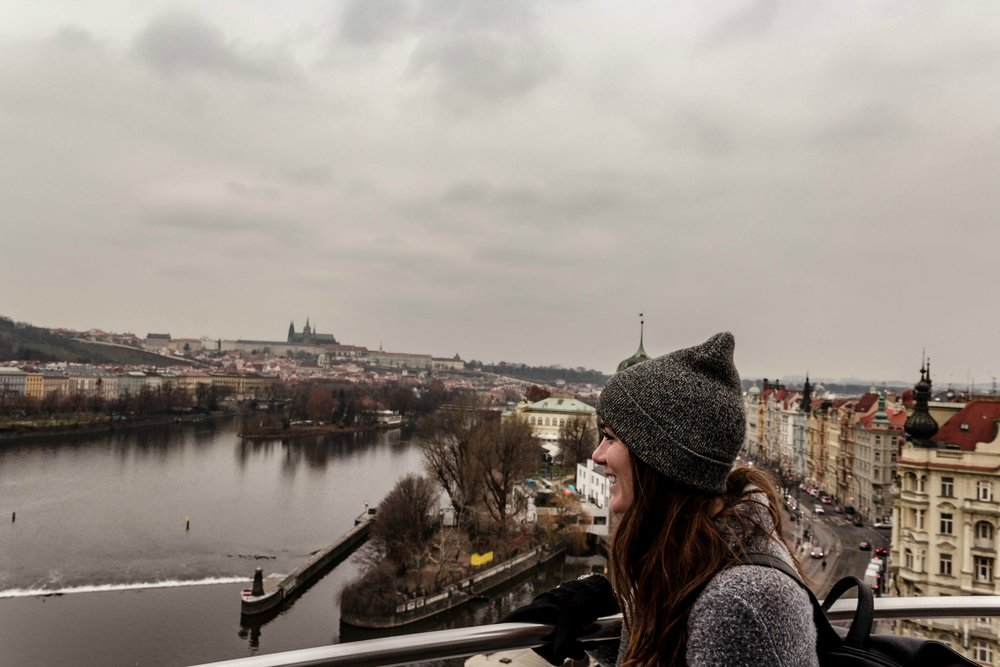 SPENDING MULTIPLE DAYS ON A RETURN TRIP TO PRAGUE TO TRY REVIEW A NEW HOSTEL + LEARN ABOUT CZECH FOLKLORE WITH EATING EUROPE