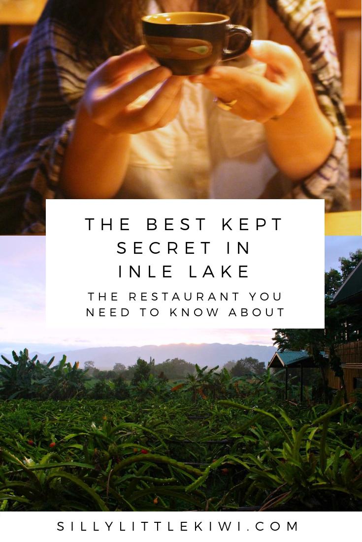 the best kept secret in inle lake