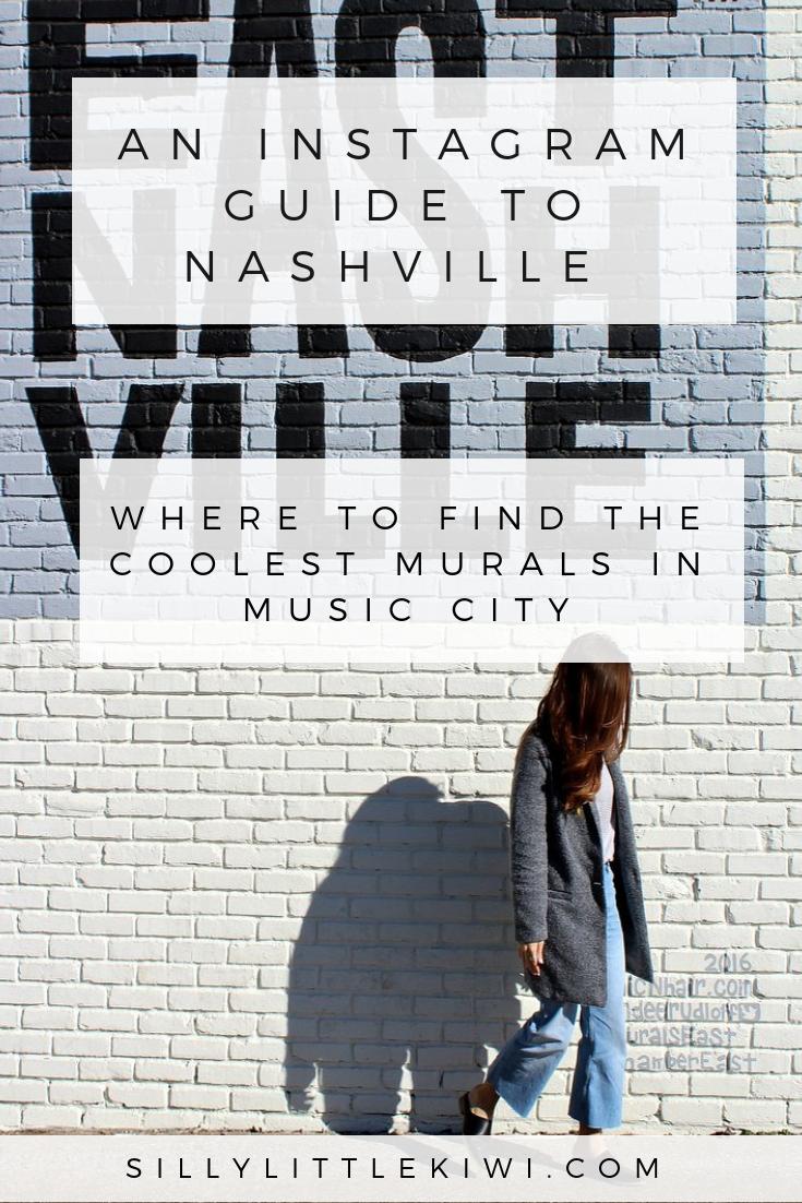 an Instagram Guide to Nashville