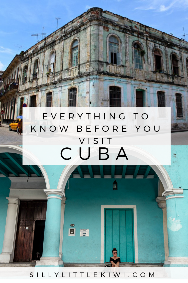 everything to know before you visit cuba