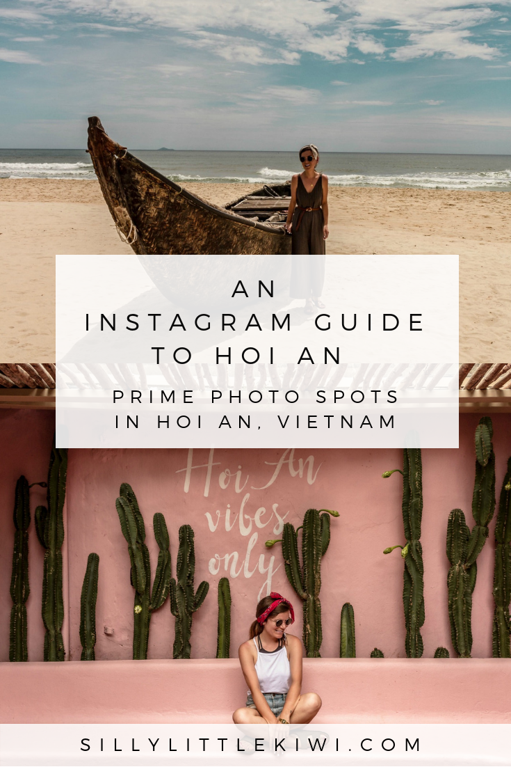 an instagram guide to hoi an, vietnam and a map to help you find  every spot