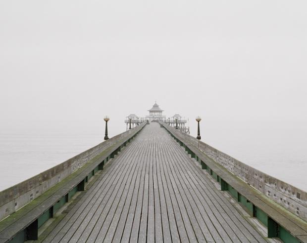 Clevedon Pier, Somerset, February 2011