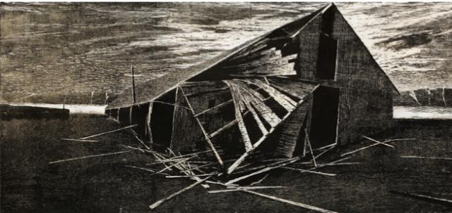 'Abandoned whaling station', Emma Stibbon.