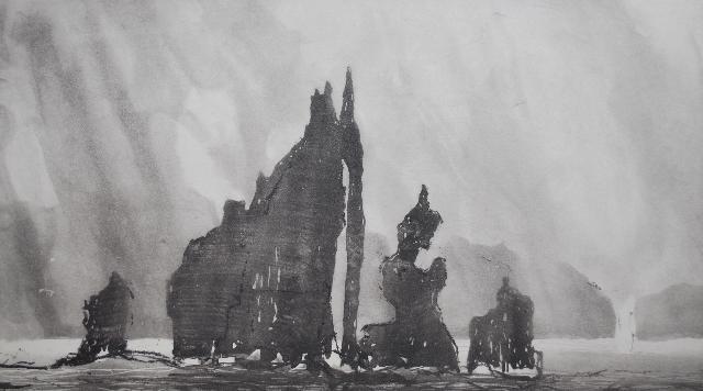 The-Drongs-Eshaness-Shetland-2012-Norman-Ackroyd-etching-14.5-x-26-cm.jpg