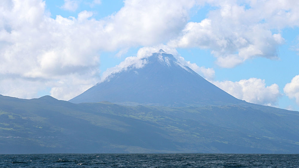 Mount Pico, the Azores