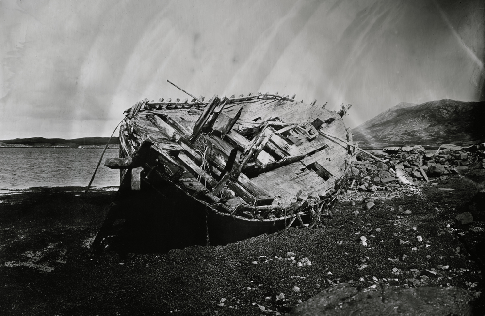 NU Alexander_Boyd-Wreck_of_the_Speedwell_North_Uist.jpg