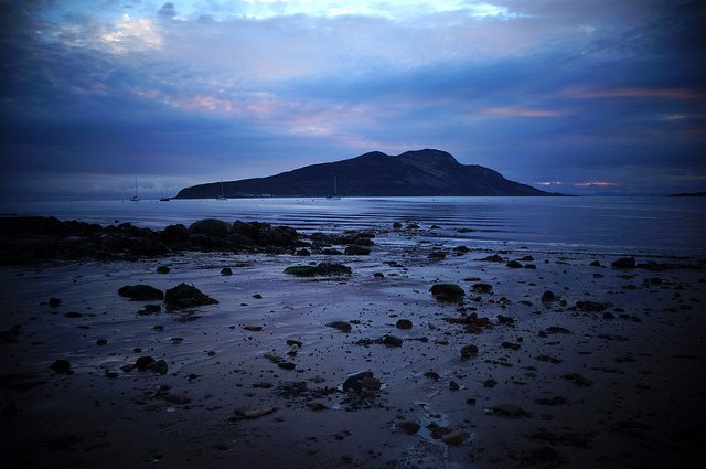 island review holy isle lamlash bay chris powici poem.jpg