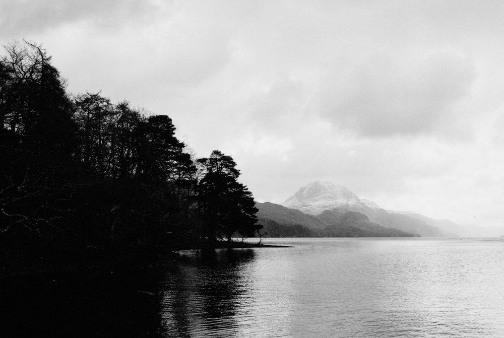 Loch Maree - Copyright Ian Humberstone