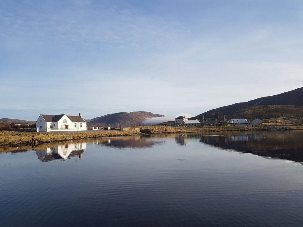 Photograph of Harris by Conor Lawless, CC 2.0 https://www.flickr.com/photos/conchur/34327403371/
