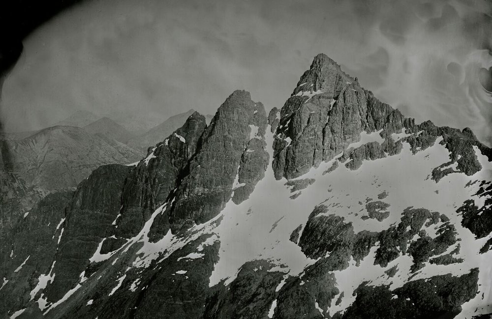 Alex Boyd, Sgurr Nan Gillean, The Cuillins, Isle of Skye