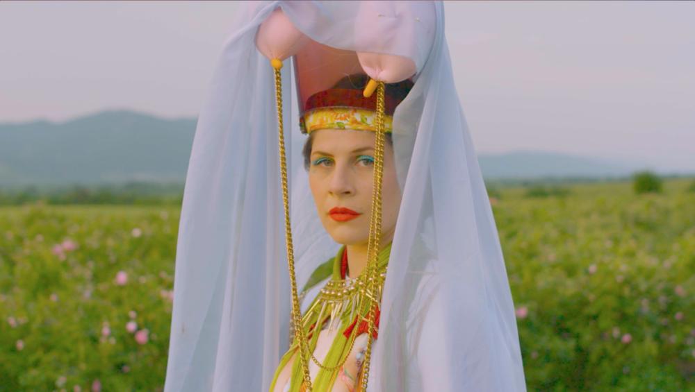 Gery Georgieva - The Blushing Valley (2017)