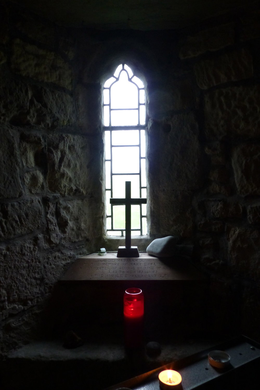 Iona Abbey Interior