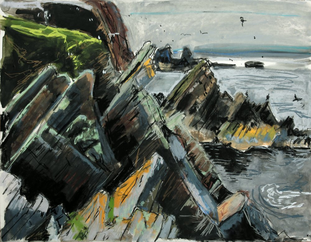 Rock Formations, Sumburgh
