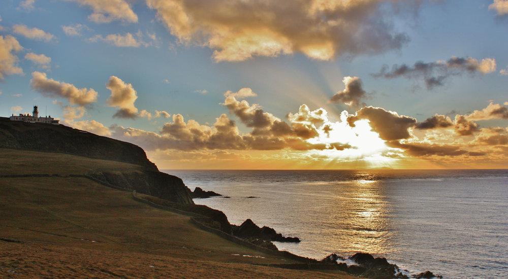 Fair Isle Reflections, Robbie Robertson, CC 2.0