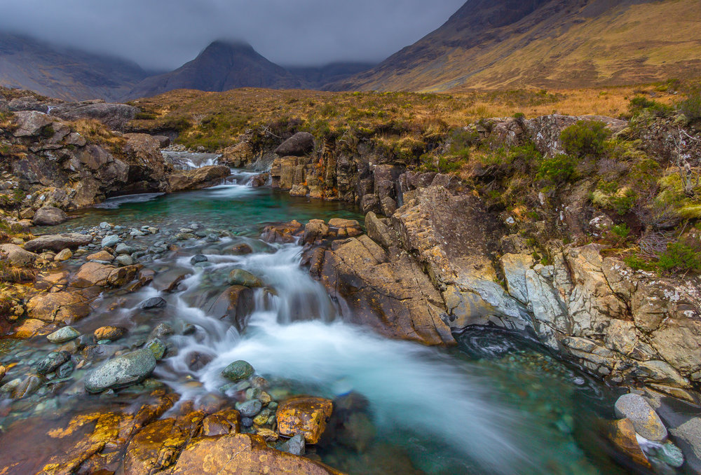 Skye, The Fairy Pools