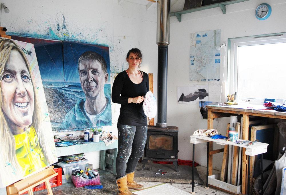 Laura Maynard in studio.jpg