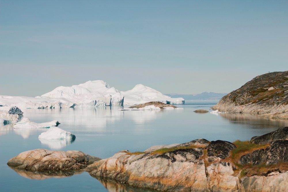 Sermermiut just outside Ilulissat. Photo Credit: Nancy Forde