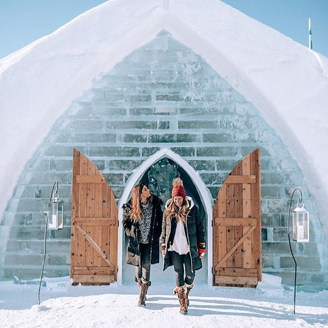 That's what we call an igloo! (Regram: @lisahomsy) #rockseyewear #getoutthere #weightless
