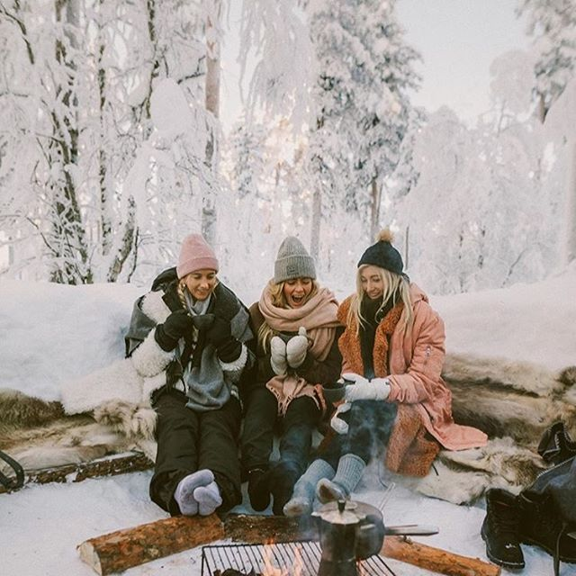 Love a good winter campfire (Regram: @gypsea_lust) #rockseyewear #getoutthere #weightless
